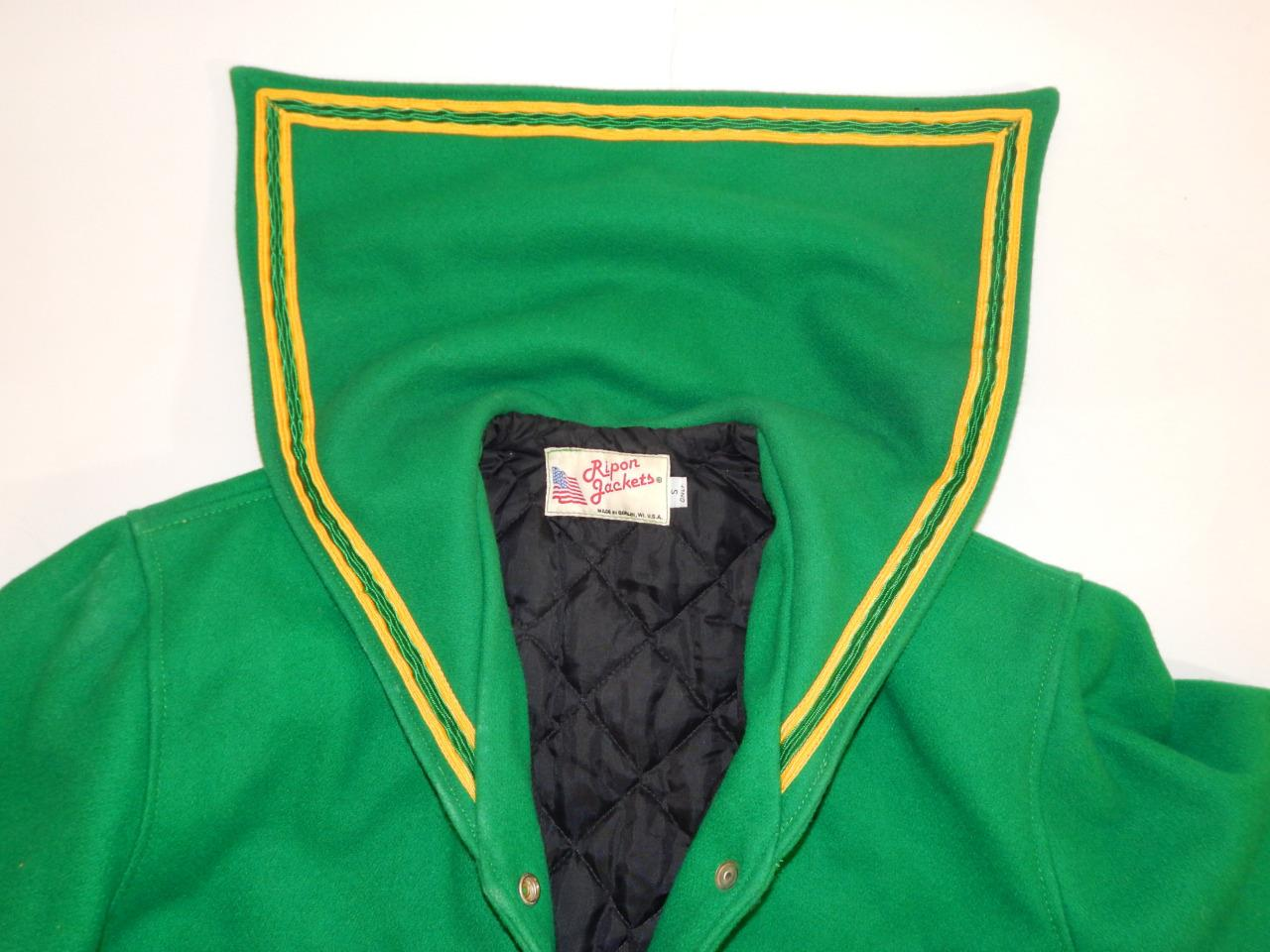 Sailor Collar School Discount Letterman Jackets