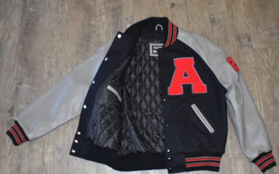 My Student Varsity Letter Jacket