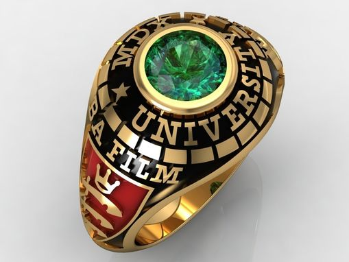 Types of High School Class Rings