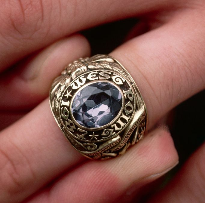 About High School Class Rings